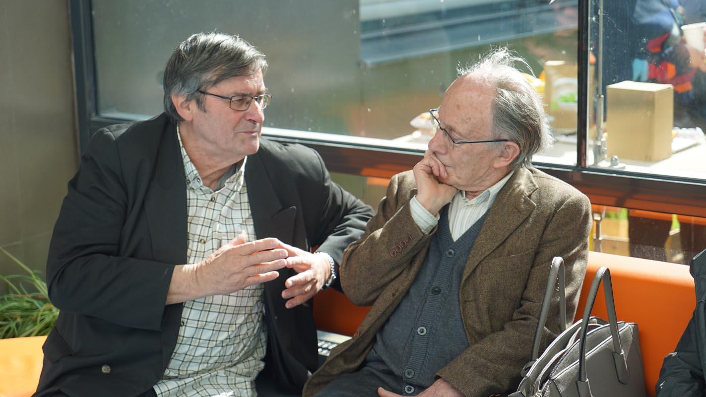 lylian legoff et Jean-François Deleume