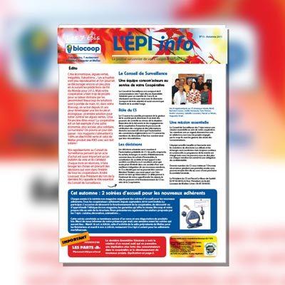 Épi info n°13