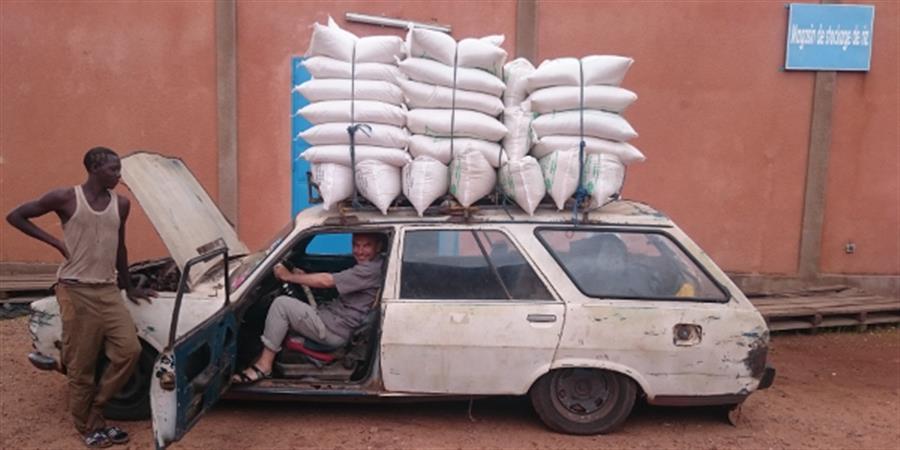 Aide alimentaire au Burkina
