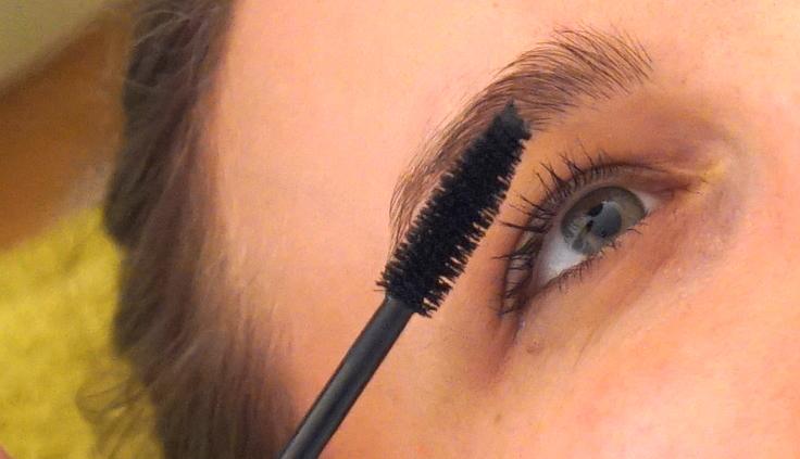 maquillage de l'oeil