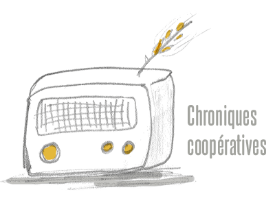 poste de radio dessiné