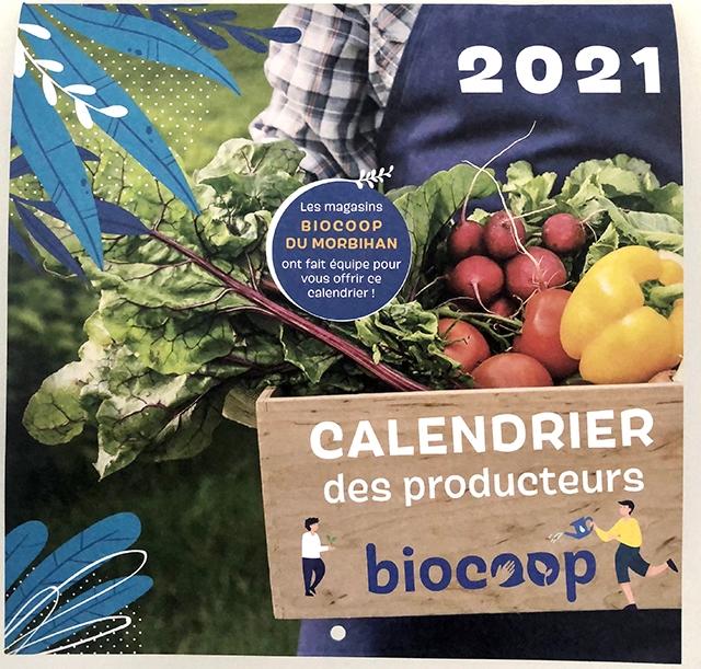 Gagnez les calendriers de nos producteurs!