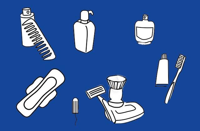 Collecte produits d'hygiène